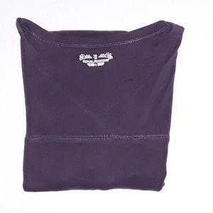 Royal Robbins wrap detail long sleeved tee